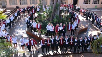 El Stella Maris College es una tradicional institución para mujeres en Mainly, al norte de Sydney