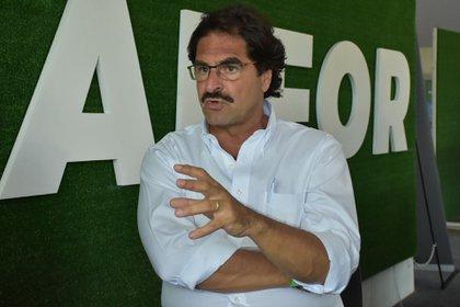 Leonardo Sarquís, ex ministro de Agroindustria de la provincia de Buenos Aires