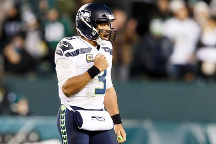 In the picture, quarterback Russell Wilson of the Seattle Seahawks.  EFE / EPA / JUSTIN LANE / Archive