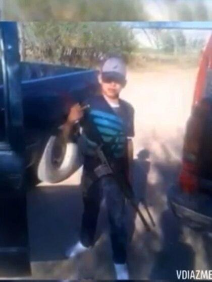El menor de edad perdió la vida en un enfrentamiento con la policía de Tamaulipas (Foto: Facebook)