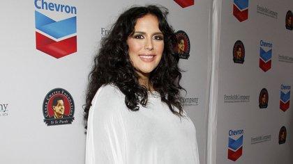 """""""Cuando me vine a hacer la telenovela """"Mañana será otro día"""" mi hija se me puso folclórica, pero ya se le olvidó"""", confirmó la actriz."""