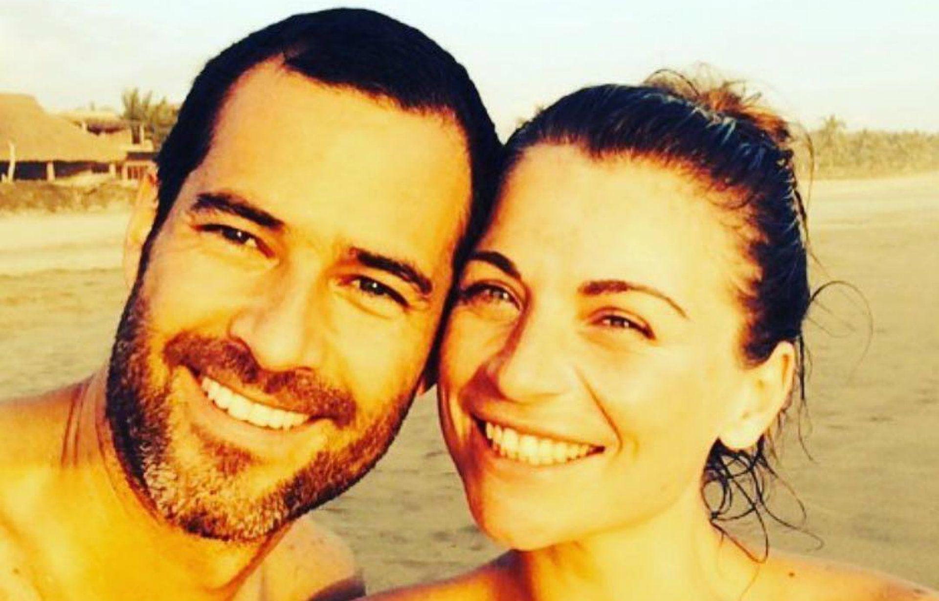 Ludwika y Emiliano se casaron en 2013 (Instagram)