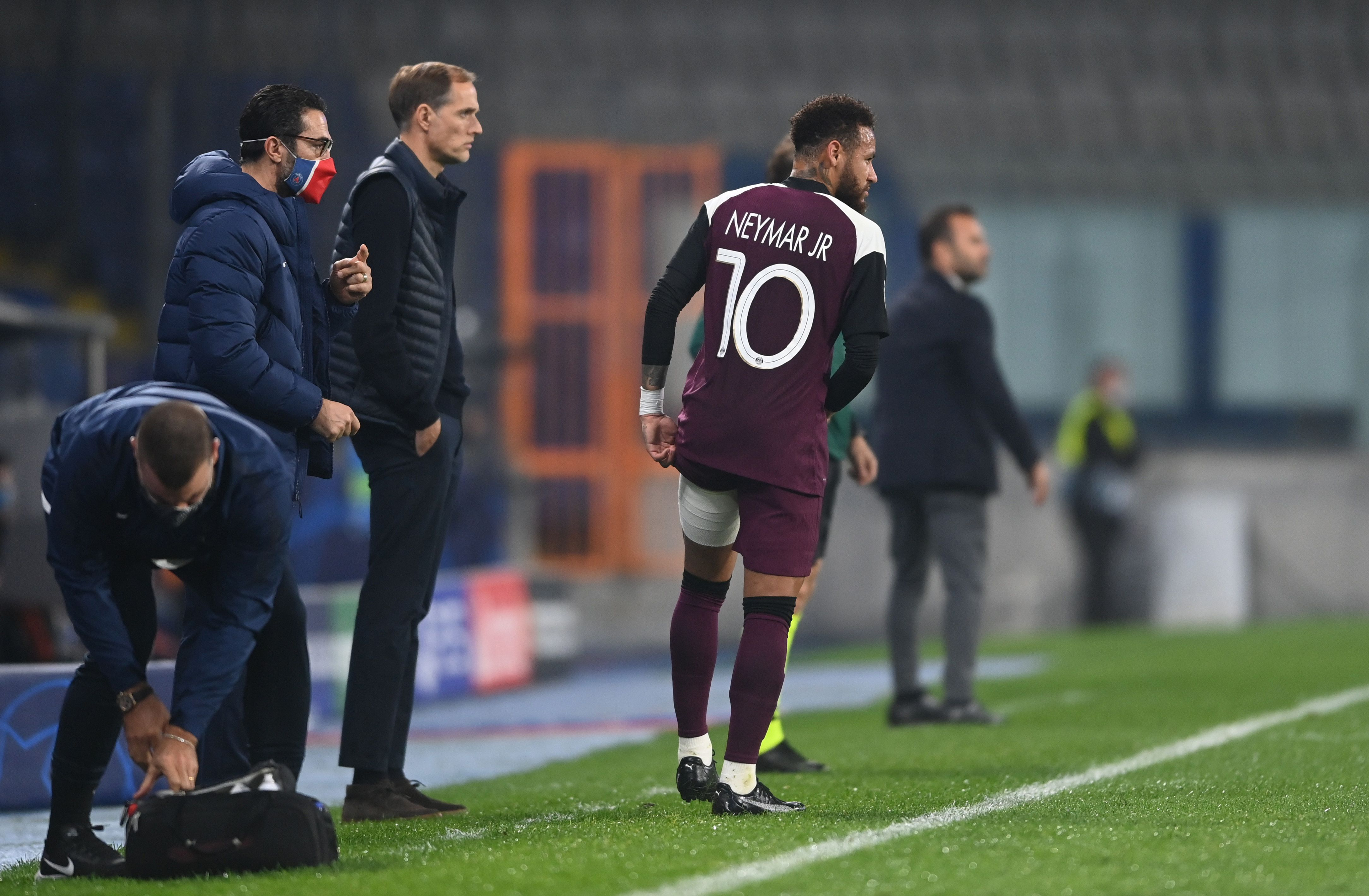 Neymar hará el esfuerzo por viajar a Brasil para las Eliminatorias Sudamericanas (Reuters)