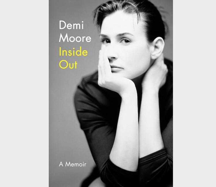 Demi Moore acaparó reflectores con su biografía
