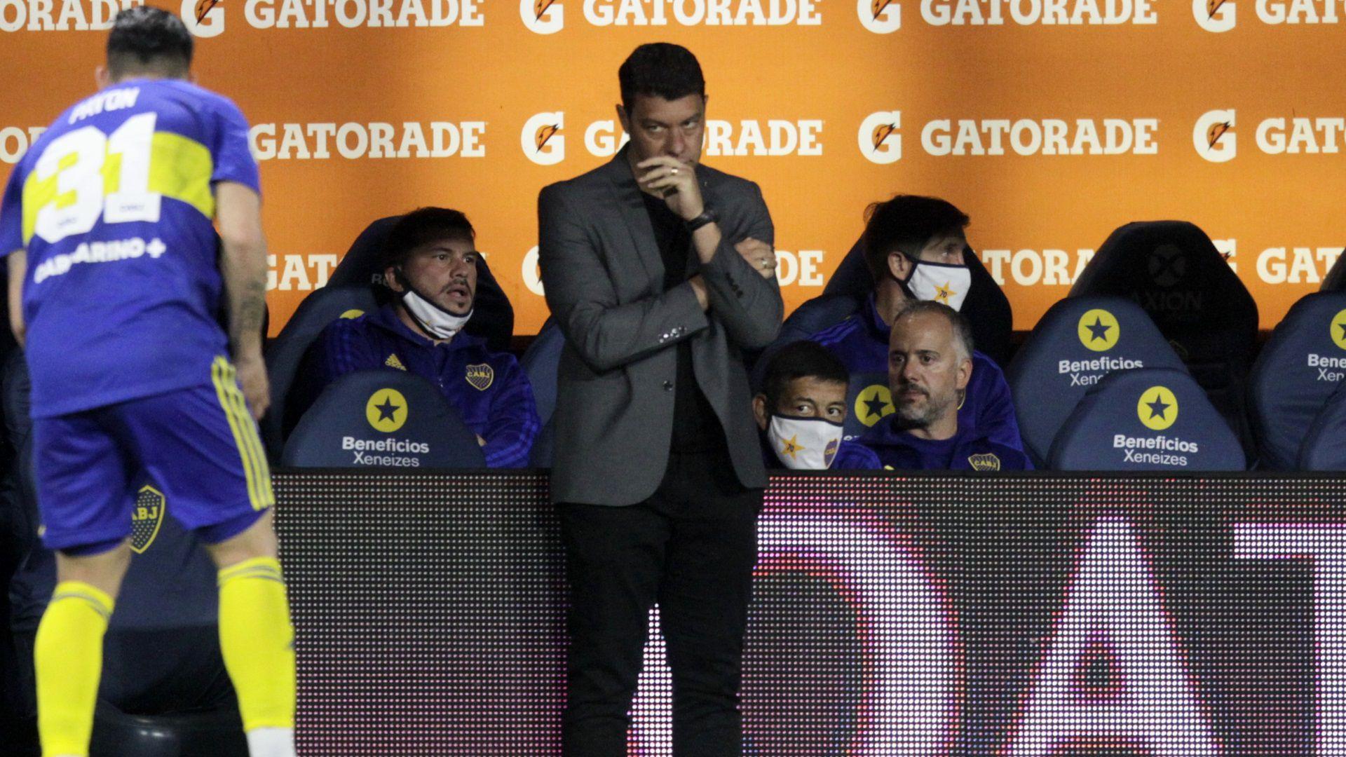 Sebastian Battaglia Boca Juniors Colon