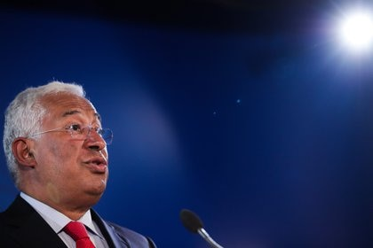 El primer ministro de Portugal, António Costa. EFE/EPA/MARIO CRUZ/Archivo