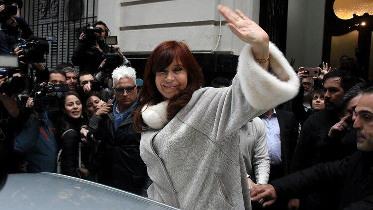 Cristina Kirchner (Nicolás Stulberg)