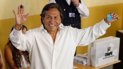 Alejandro Toledo (Getty Images)