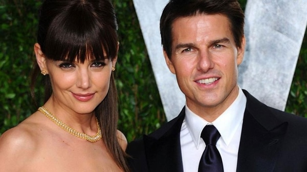Ton Cruise y Katie Holmes se casaron en 2006 y se divorciaron en el año 2012 (AFP)