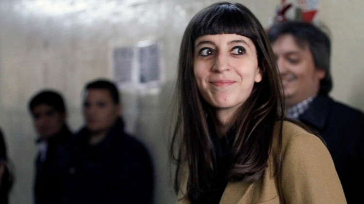 Florencia Kirchner deberá regresar al país antes del 4 de abril (foto AFP)