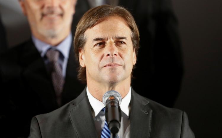 El presidente electo de Uruguay, Luis Lacalle Pou, propuso al secretario de Estado de EE.UU., Mike Pompeo, iniciar negociaciones para un Tratado de Libre Comercio,
