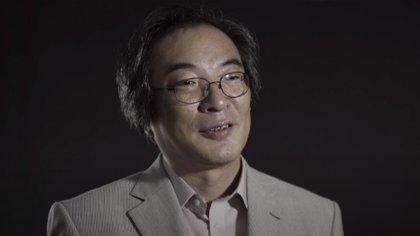 Toru Iwatani, el creador de Pac-Man.
