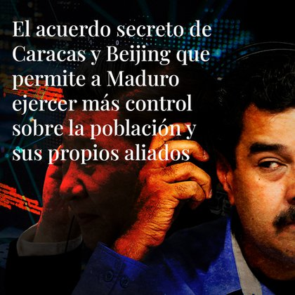 maduro venezuela china xi jinping hackers