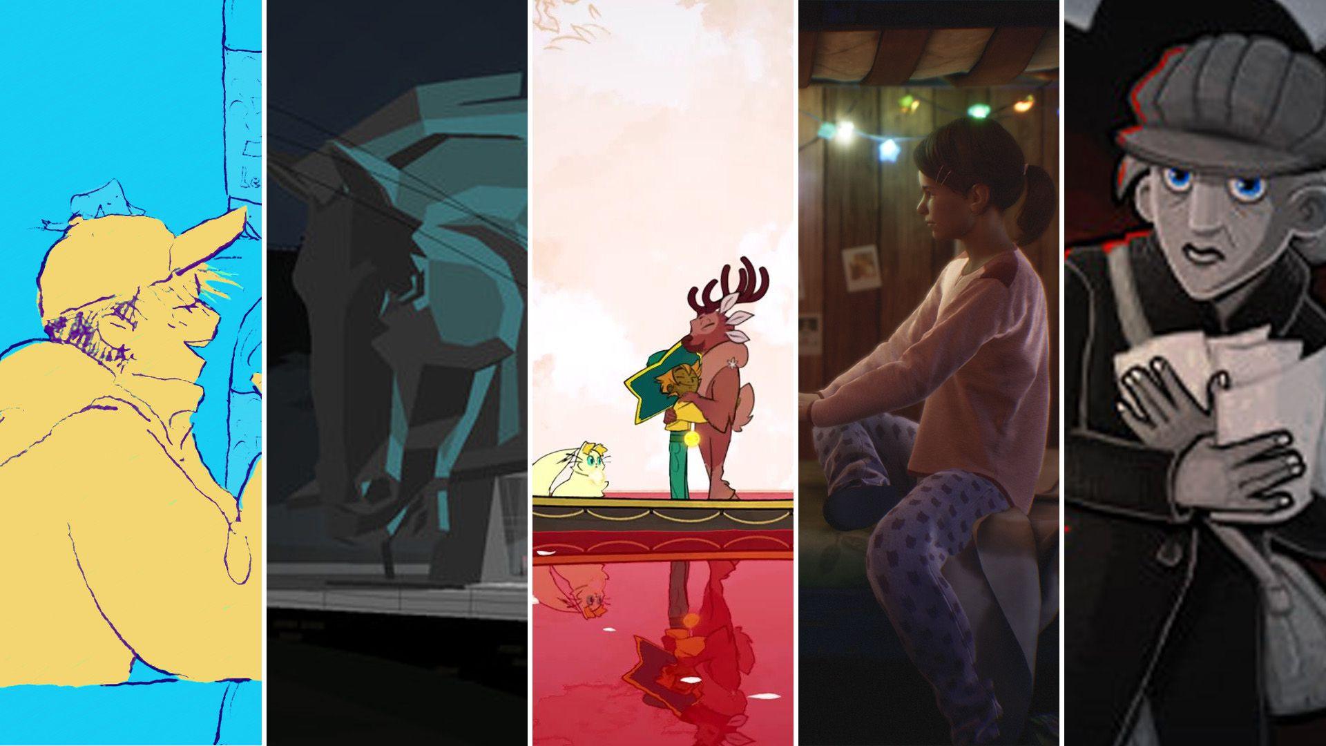 TGA 2020 - TGA 2020 - Games for Impact