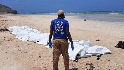 Un naufragio de migrantes que huían de la guerra en Yemen dejó 42 muertos en Djibouti: 16 eran niños