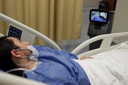 En la ciudad hay más de 8000 hospitalizados graves. (Foto: Reuters)