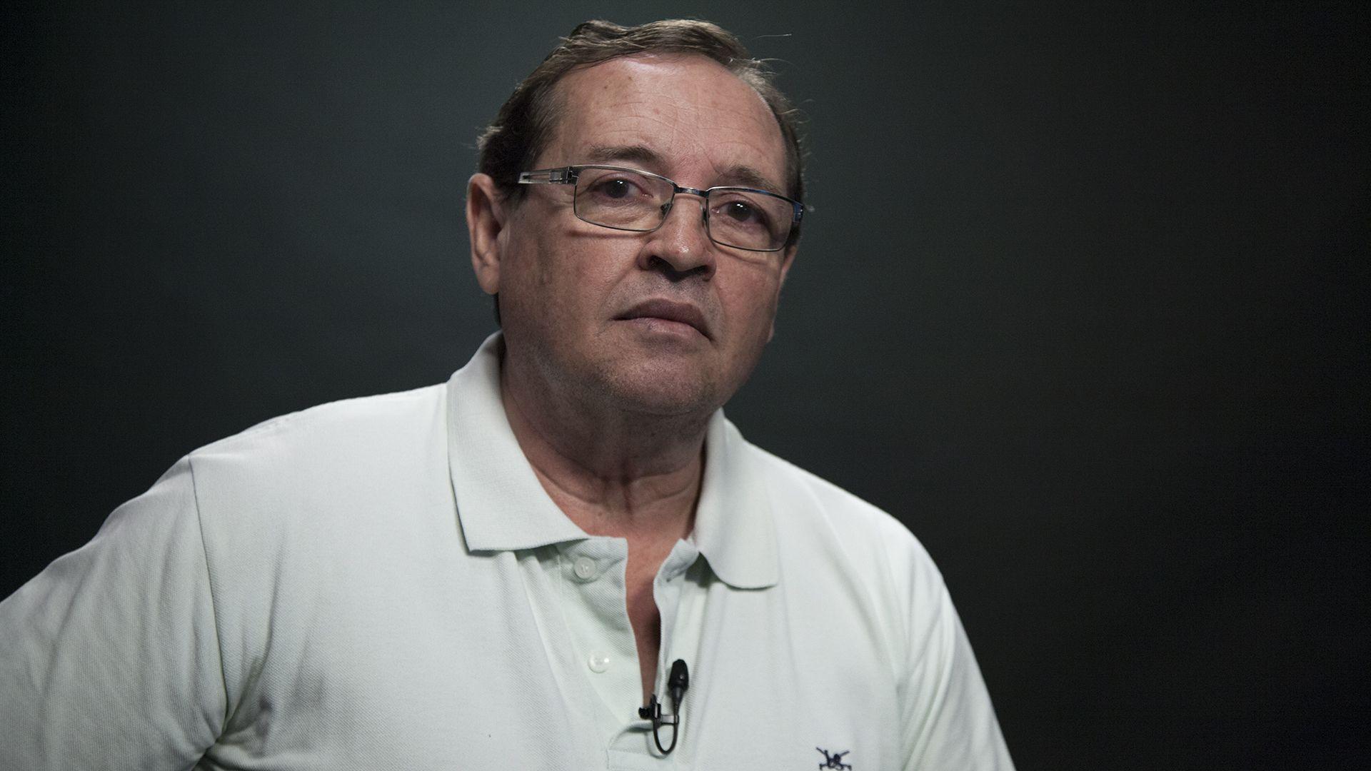 Alejandro Carrá, el médico que atendió a Miriam y siguió su situación (Santiago Saferstein)