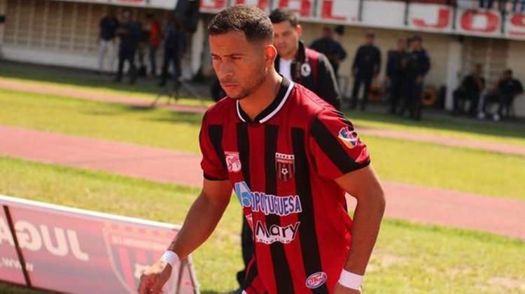 Gerardo Mendoza defendió las camisetas de Yaracuyanos Fútbol Club, Trujillanos y Portuguesa (@KRYSTAL_FM)