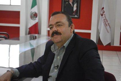 """El fiscal nayarita, Édgar Veytia Cambero, alias """"El Diablo"""" (foto: archivo)"""
