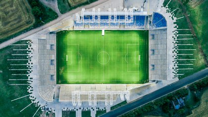 La nueva cancha situada en la provincia de Buenos Aires cuenta con capacidad para 25 mil espectadores