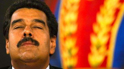 Nicolás Maduro, en su momento más difícil
