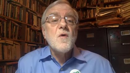 Howie Hawkins (Captura video)
