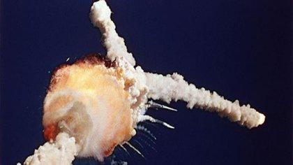 La causa oficial de la explosión del Challenger fue una falla en uno de los motores de impulso