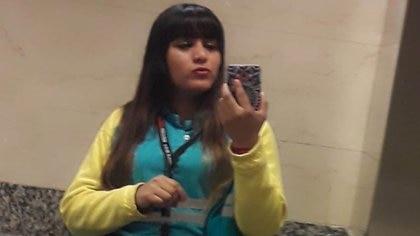 Cinthia Choque murió tras ser atropellada por Eugenio Veppo