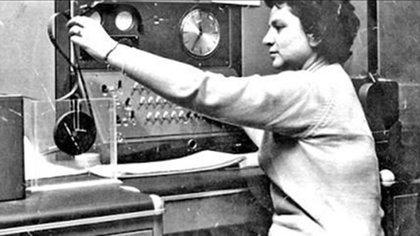 Cecilia Berdichevsky fue la primera programadora de la computadora Clementina
