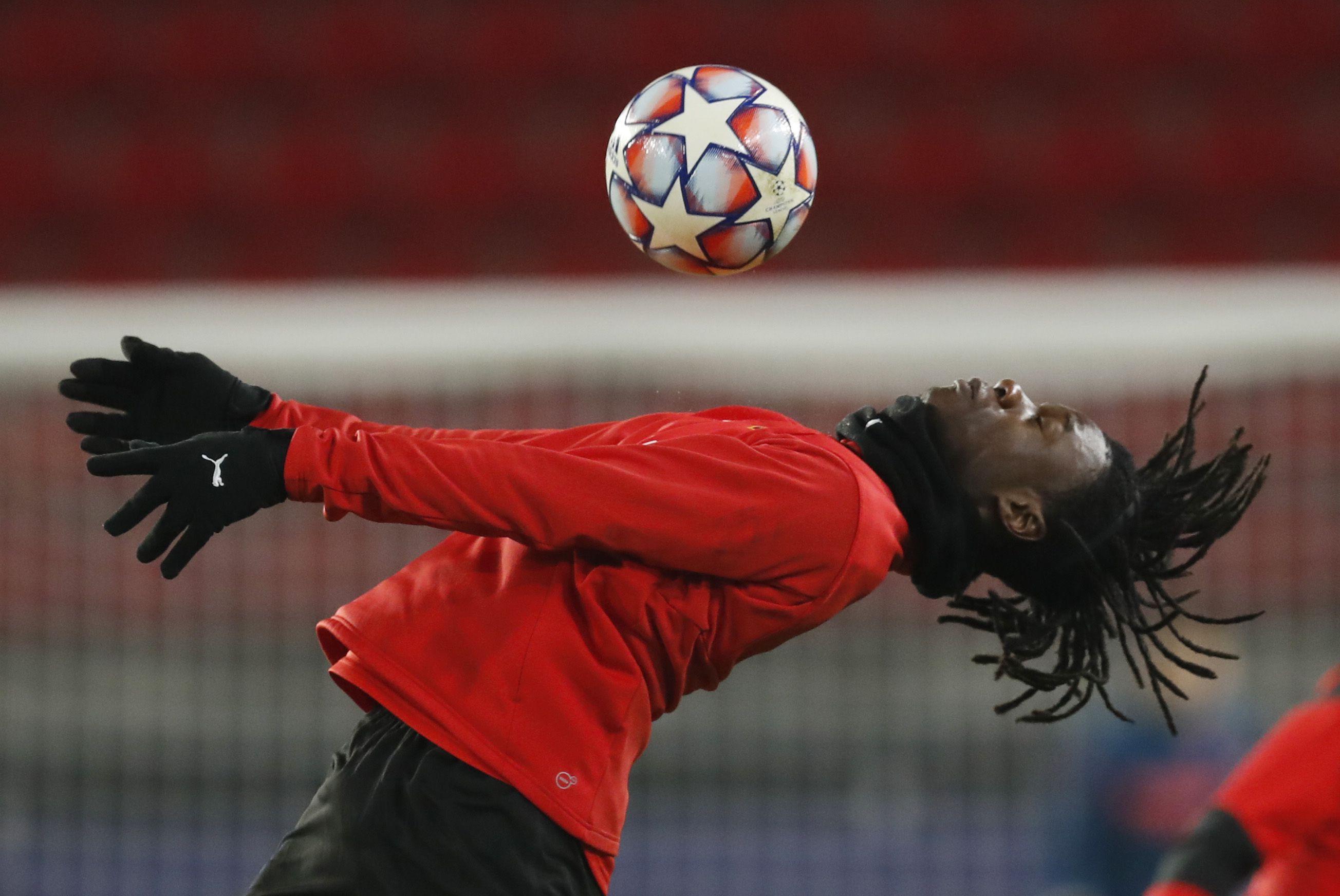 Fue el jugador más joven en debutar en la liga francesa con 16 años y poco más de 4 meses (REUTERS/Stephane Mahe)