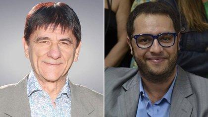 Juan Carlos Gasparini y Juan María Cravero