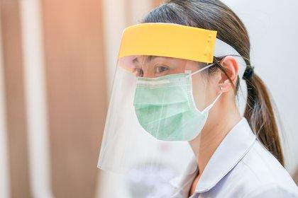 Muchos de los médicos dijeron no tener la protección necesaria para trabajar (Shutterstock)