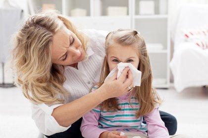 Diferencias entre coronavirus, resfrios comunes y gripes (Shutterstock)