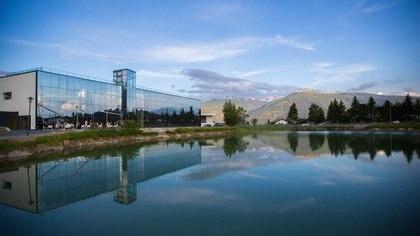 Crans Montana, Fundacion Opale, Suiza