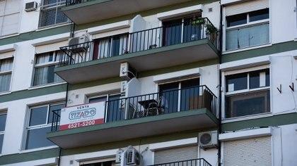 El sector inmobiliario ya acumula más de dos años consecutivos de caída interanual (Adrián Escandar)