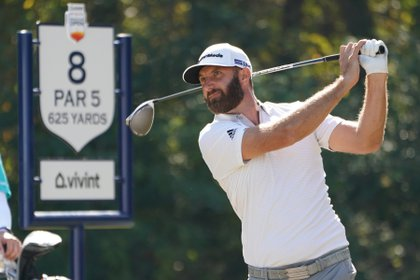 In the picture, the golfer Dustin Johnson.  EFE / EPA / RICHARD CARSON