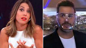 El enfrentamiento entre LAM y Nicolás Magaldi por la grieta que divide a la televisión: el uso de barbijos al aire