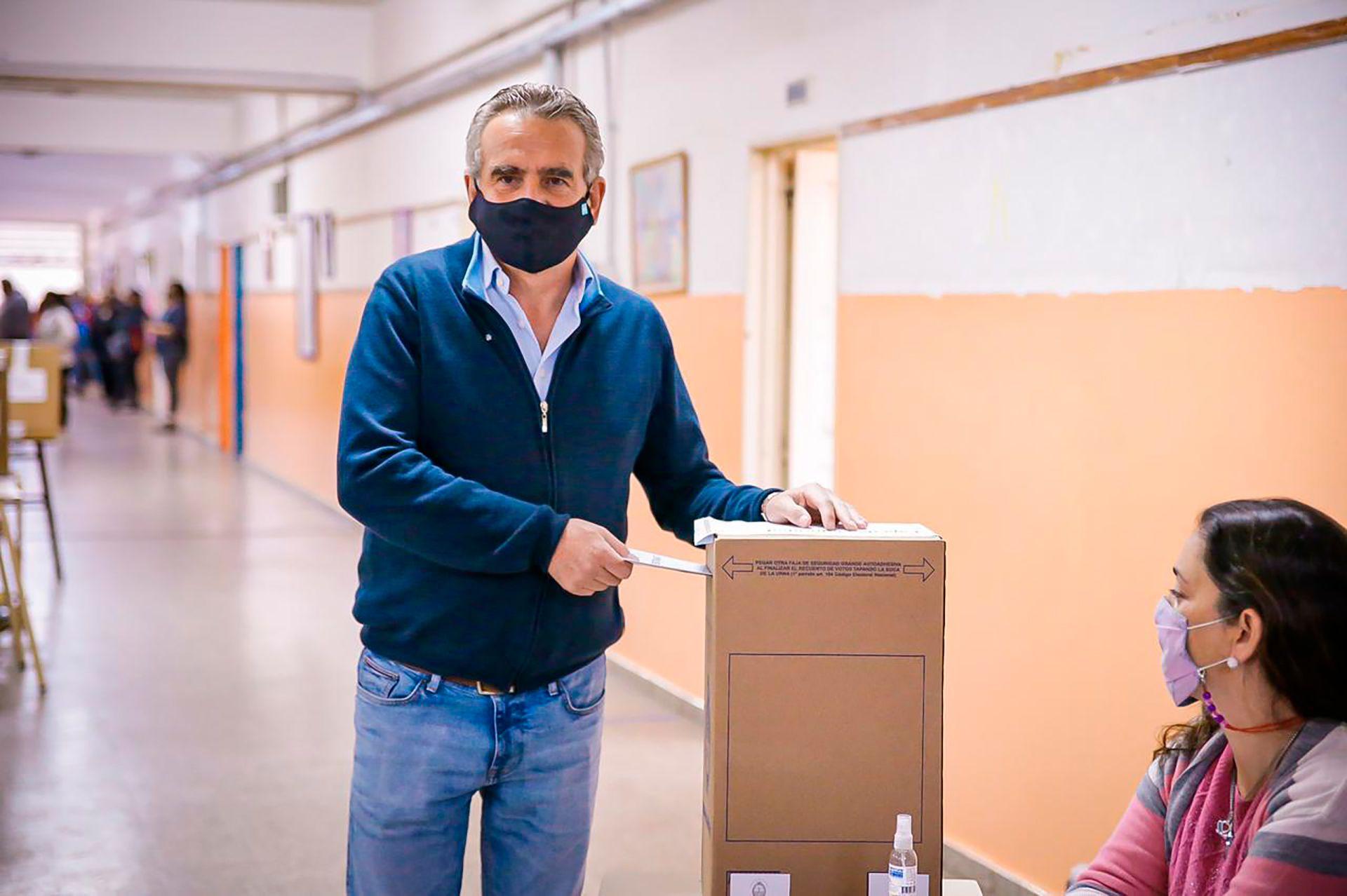 Voto Agustin Rossi - Paso 2021