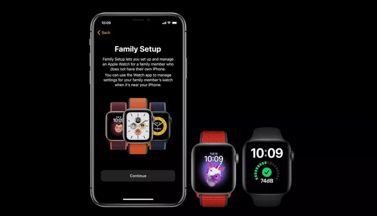 Apple Watch 6 y SE