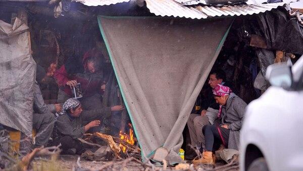 Caso Maldonado: el juez Gustavo Lleral entró a la Pu Lof y escuchó a dos testigos mapuches