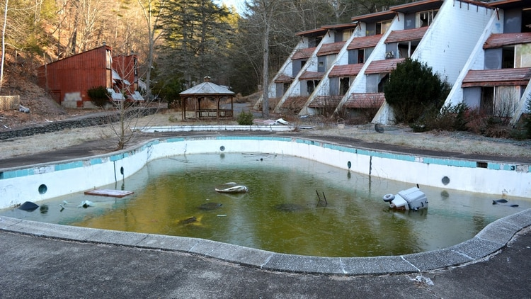 El hotel era elegido mayormente por parejas que celebraban su luna de miel (shutterstock)