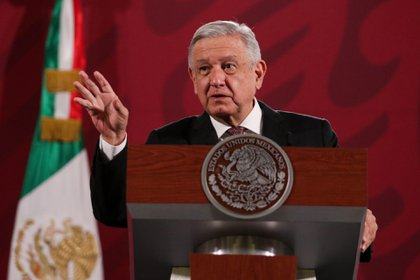 López Obrador anunció un decreto contra los concesionarios de radio y televisión (Foto: Pedro Anza / Cuartoscuro)
