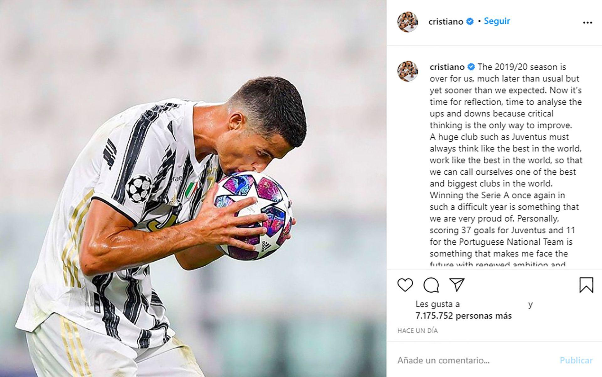 Cristiano Ronaldo IG