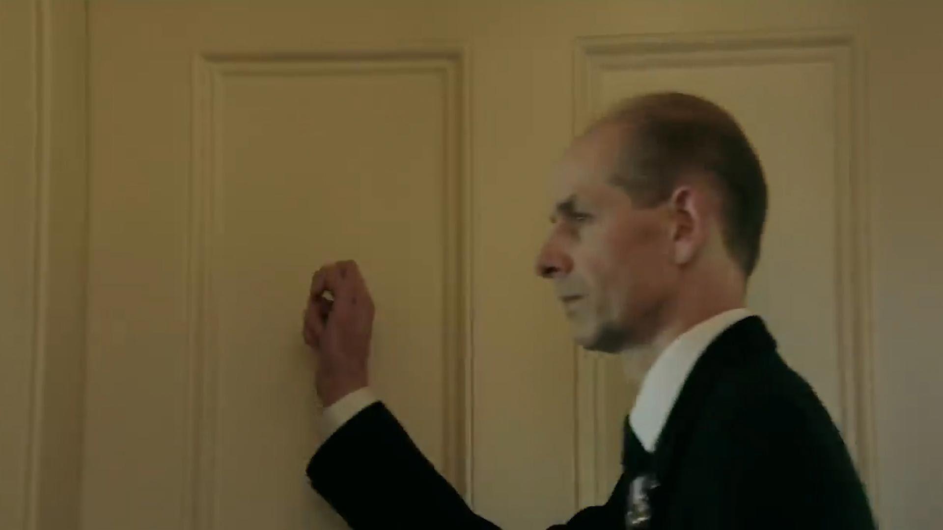 Paul Whybrew es el colaborador de mayor confianza de Isabel II