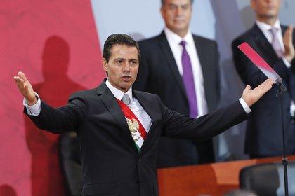 Enrique Peña Nieto (Foto: EFE/Jorge Núñez/Archivo)