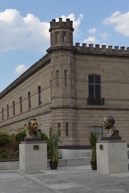 Sicilia escapó del Palacio de Lecumberri (Foto: Wiki Commons)