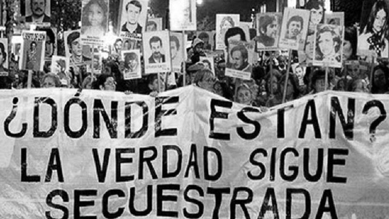 Desaparecidos- dictadura militar argentina