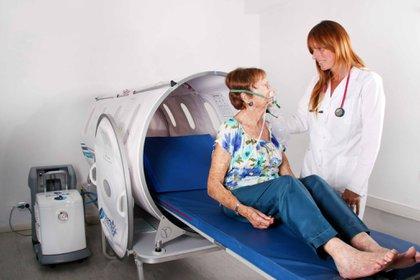 La cámara hiperbárica es un recurso preventivo para combatirlo