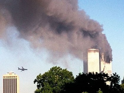The 21st century began with strong conspiracy theories about the attacks of September 11, 2001. (AP)
