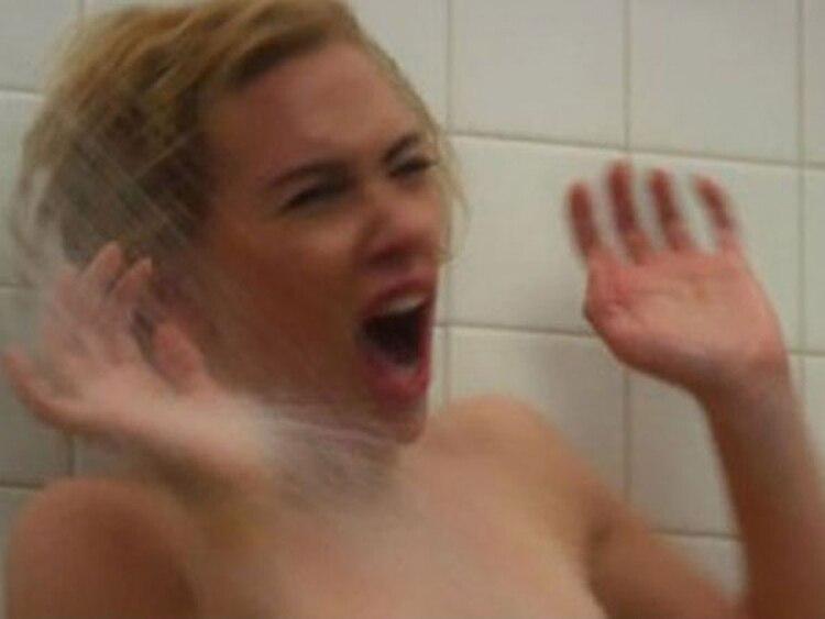 Scarlett Johansson Se Desnuda En La Ducha Infobae